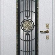 Наружная отделка дверей